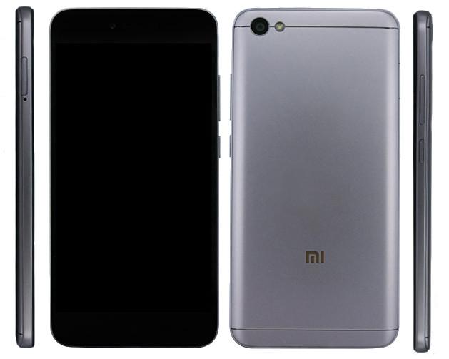 Xiaomi Redmi Note 5a Grau