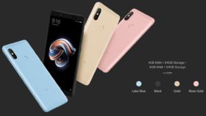Xiaomi Redmi Note 5 Pro Ankündigung 1