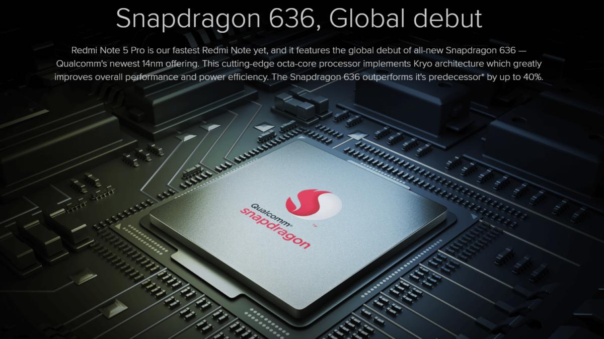 Xiaomi Redmi Note 5 Pro Ankündigung 11