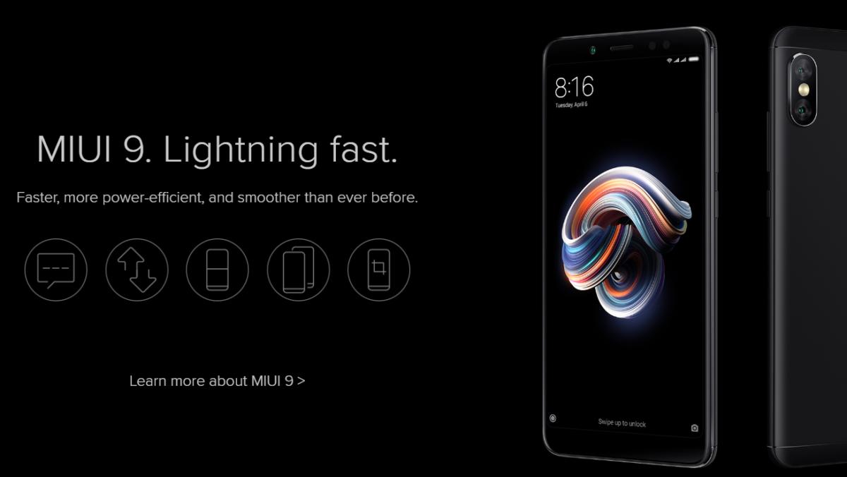 Xiaomi Redmi Note 5 Pro Ankündigung 15