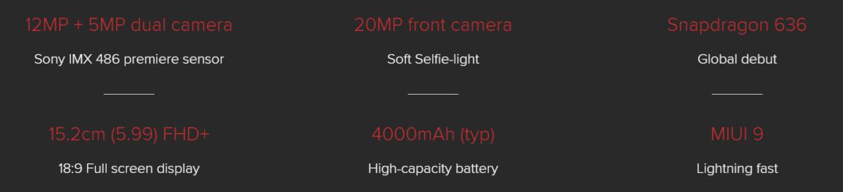 Xiaomi Redmi Note 5 Pro Ankündigung 7