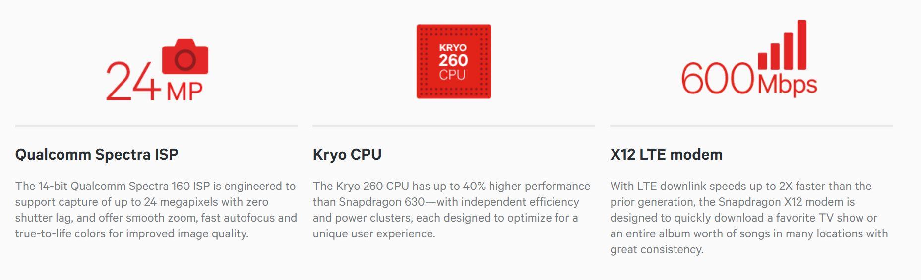 Snapdragon 636 CPU