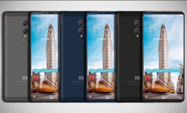 Xiaomi Redmi Note 5 4