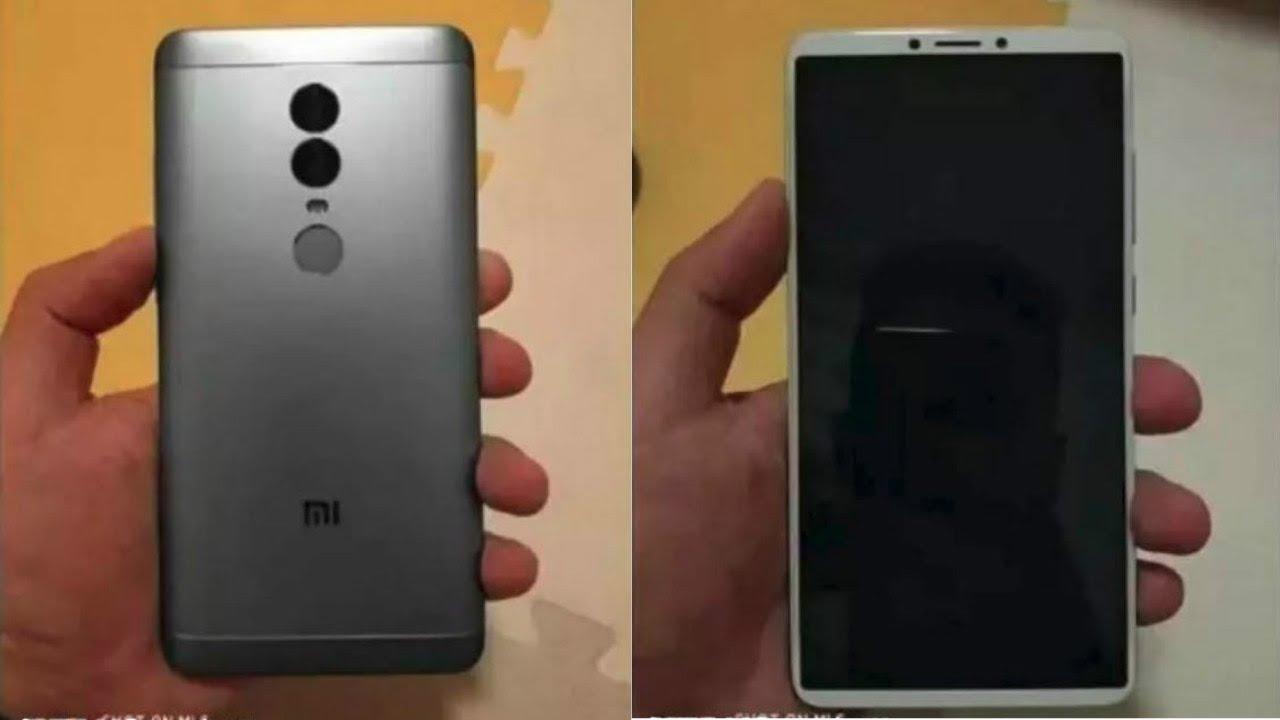 Xiaomi Redmi Note 5 5