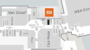 Xiaomi in der EU Mi Store in Östereich 1