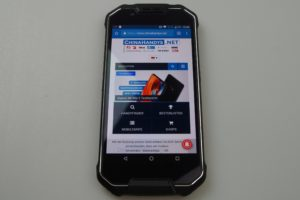 AGM X2 Outdoor Smartphone Test Display 1