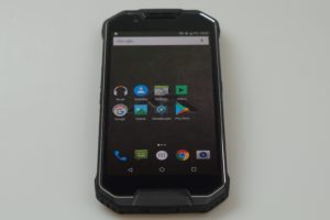 AGM X2 Outdoor Smartphone Test Display 2