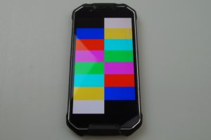 AGM X2 Outdoor Smartphone Test Display 3