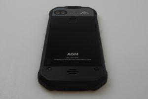 AGM X2 Outdoor Smartphone Test Verarbeitung 3