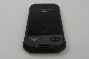 AGM X2 Outdoor Smartphone Test Verarbeitung 4