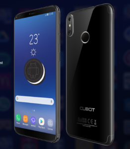 Cubot R11 Android Oreo