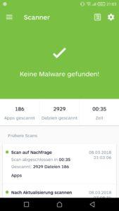 infinix zero5pro malewarebytes