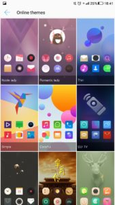 LeEco LeRee Le3 Themes