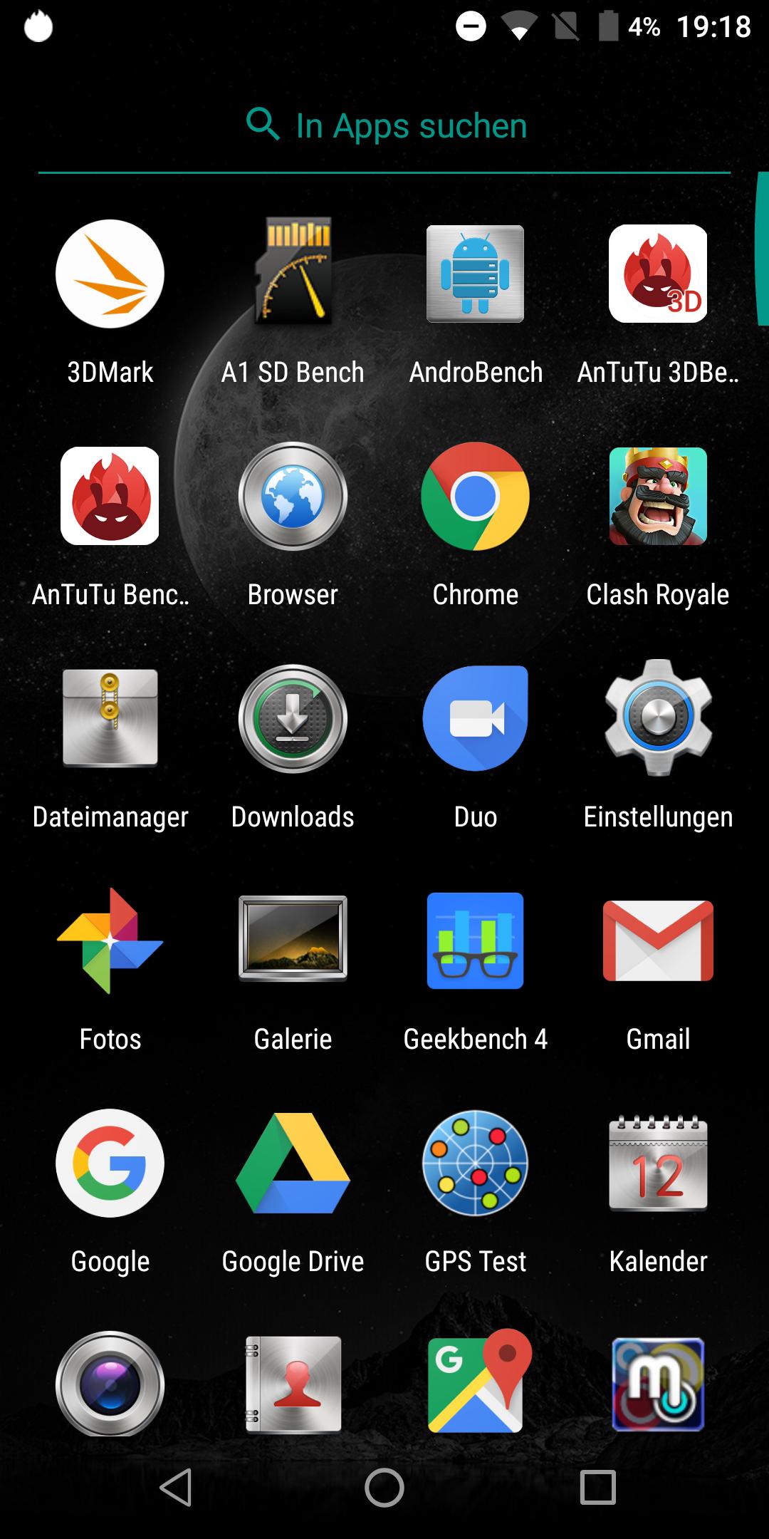 OukitelK10 Android1