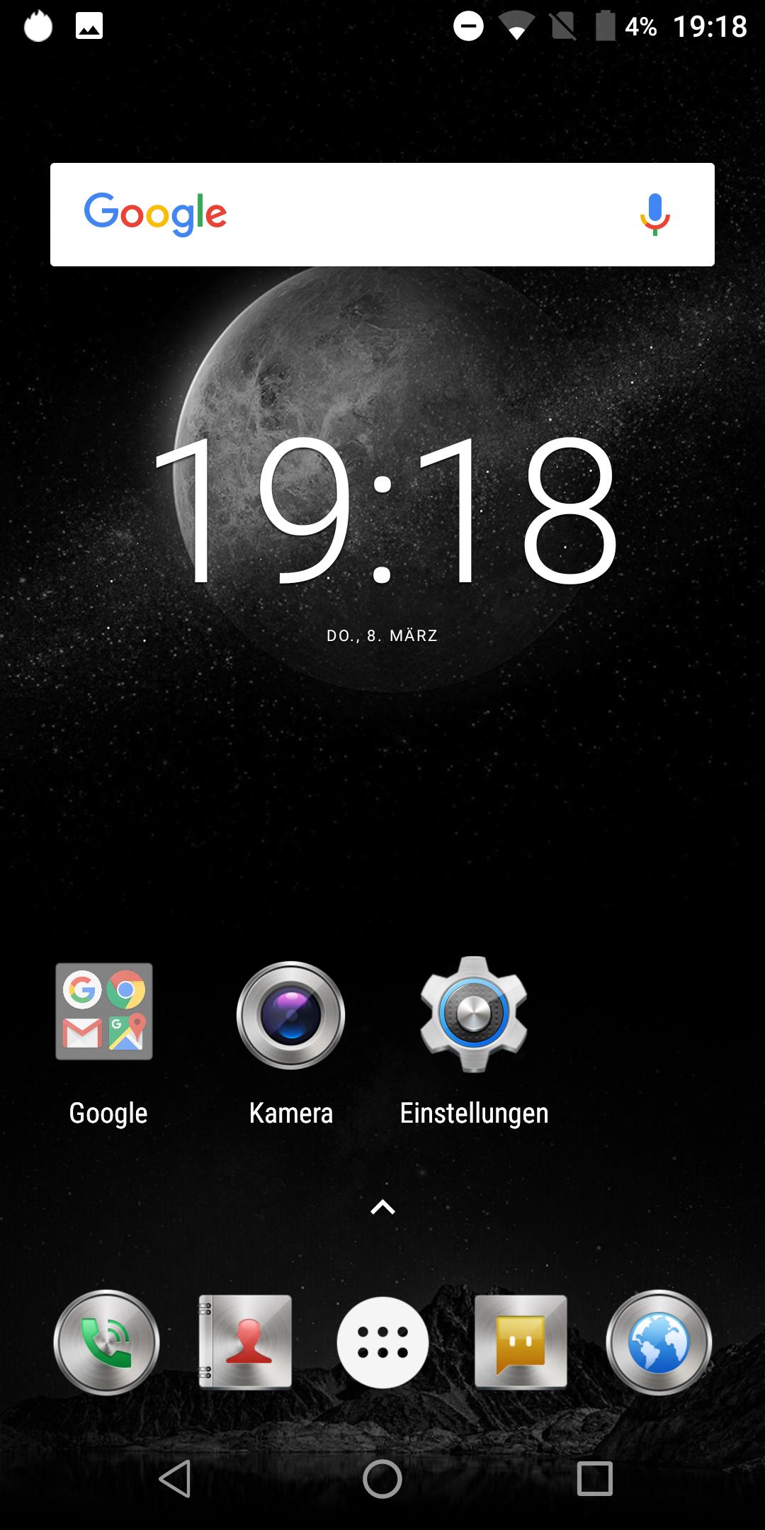 OukitelK10 Android2