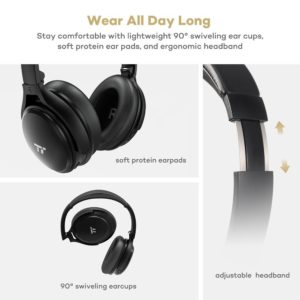 TT BH22 Bluetooth Over Ear Kopfhörer 1