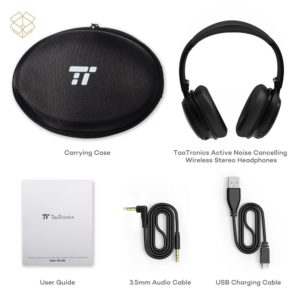 TT BH22 Bluetooth Over Ear Kopfhörer 2