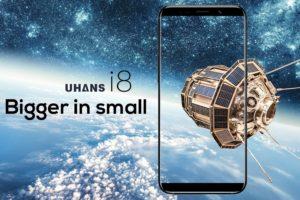 UHANS i8 1