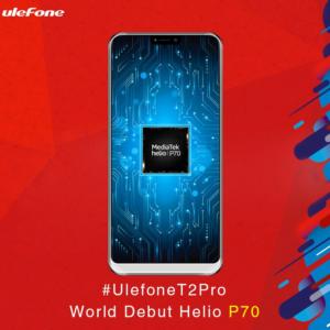 Ulefone T2 T2 Pro 5