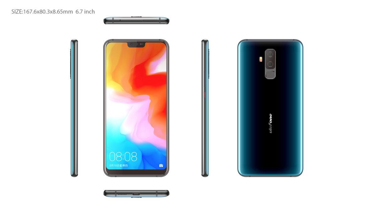 Ulefone T2 Update 2019 4