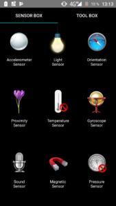 Vernee Active Sensorbox