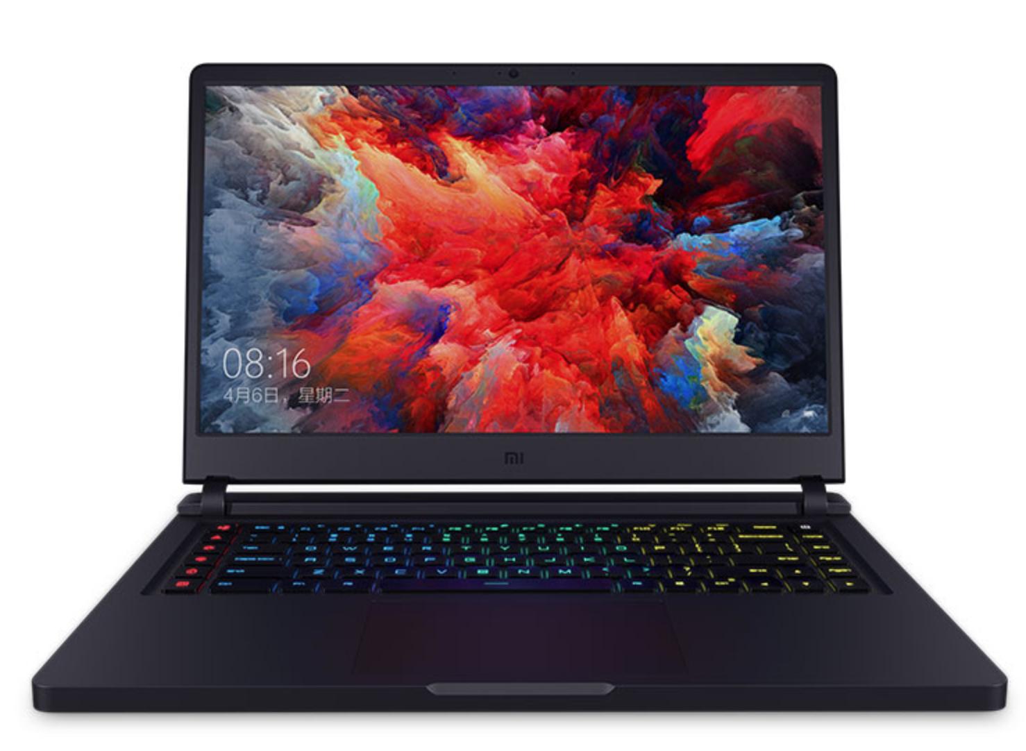 Xiaomi Gaming Notebook 10