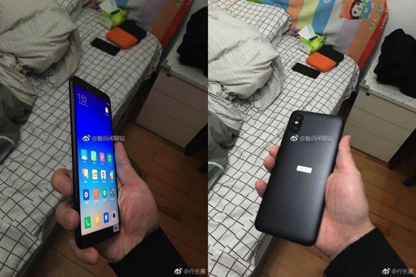 Xiaomi Mi6X Leak