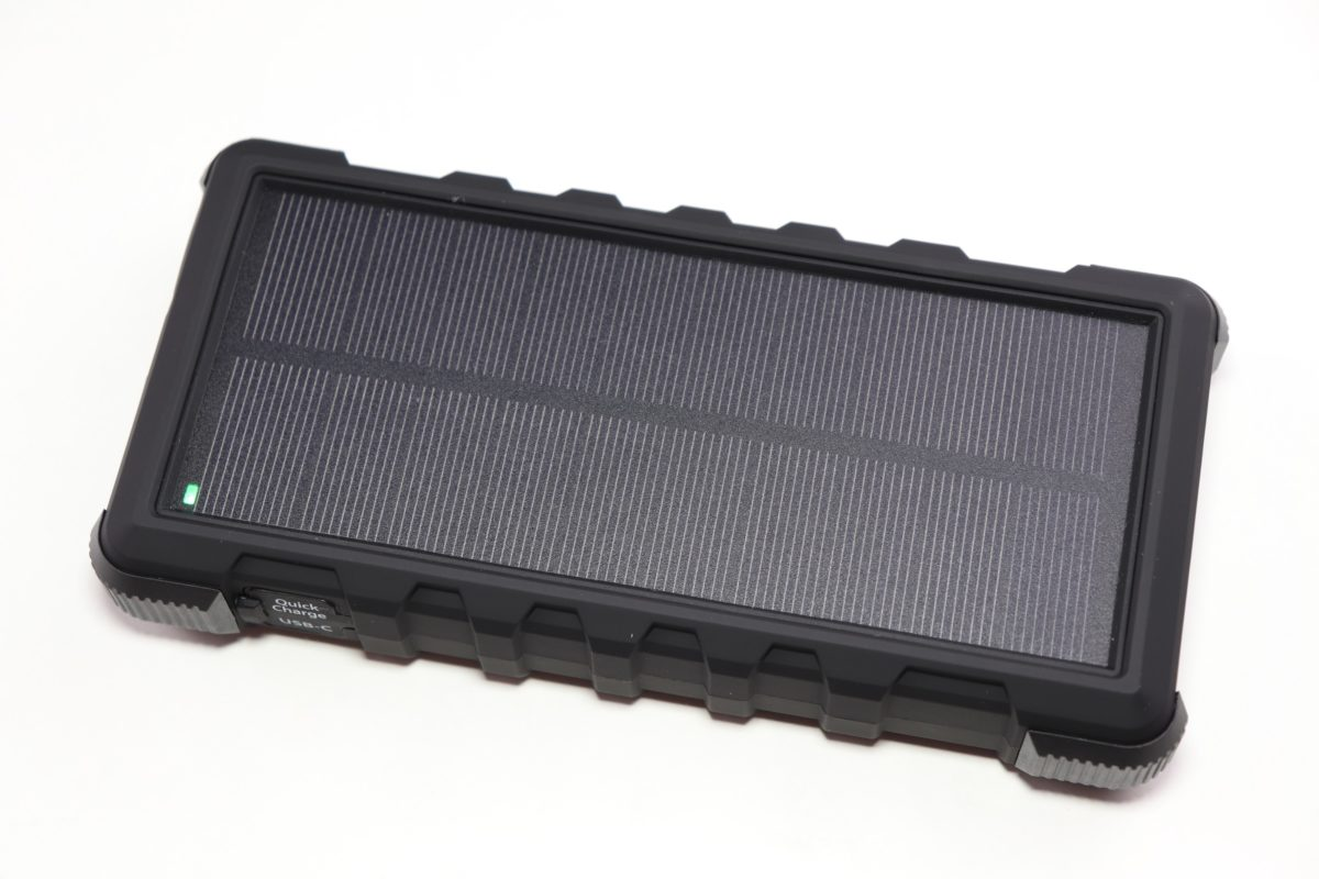 RAVPower Solar Powerbank 2