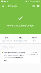 Cubot KingKong Spam Viren Bloatware Malware 1