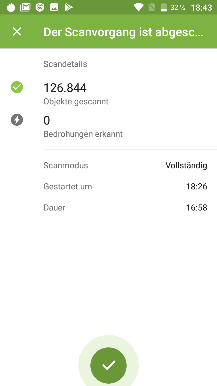 Cubot KingKong Spam Viren Bloatware Malware 2