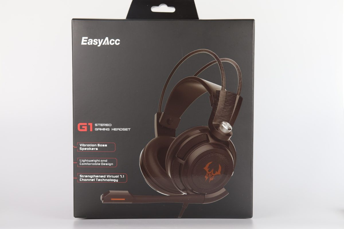 EasyAcc G1 Gaming Headset Test 11
