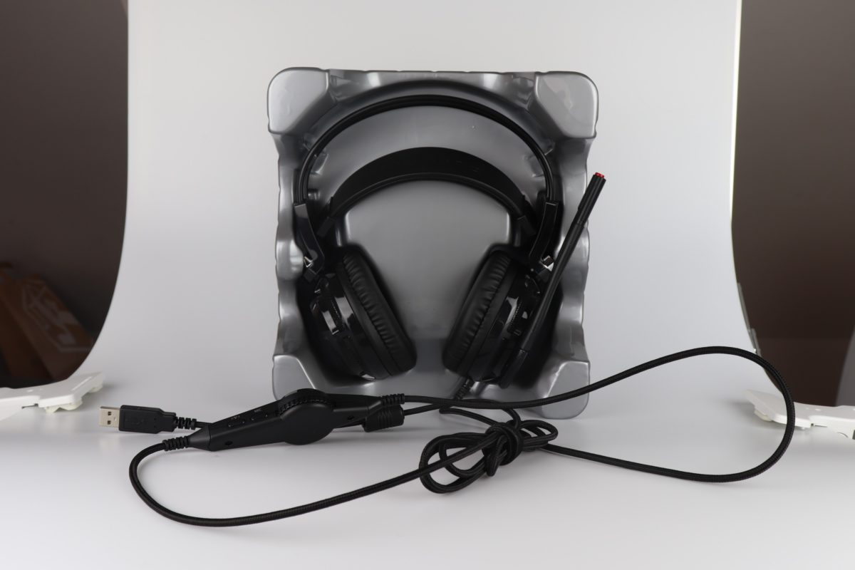 EasyAcc G1 Gaming Headset Test 13