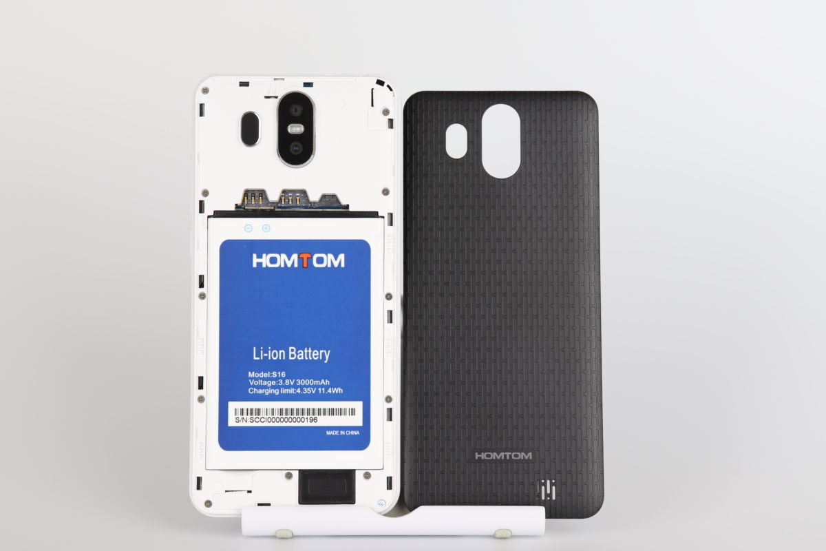 Homtom S16 review 10