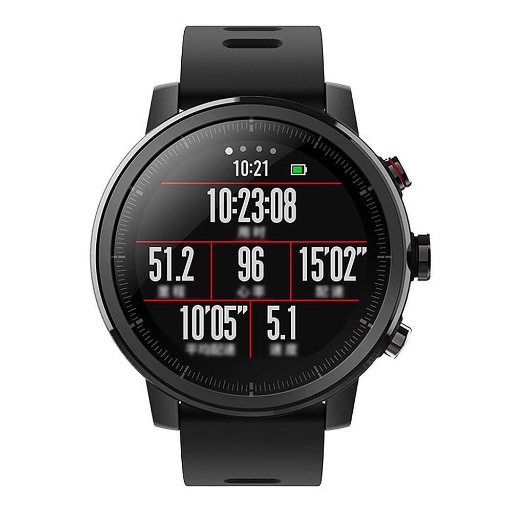 Huami Amazfit Stratos Die Neue Xiaomi Smartwatch Im Test