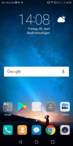 Huawei Mate 10 Lite EMUI System 1