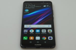 Huawei Mate 10 Pro Test Produktfotos Design 10
