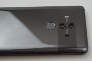 Huawei Mate 10 Pro Test Produktfotos Design 8
