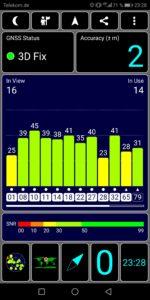 Huawei Mate 10 Pro Test Screenshot Empfang 2
