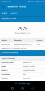 Huawei Mate 10 Pro Test Screenshot Leistung 4
