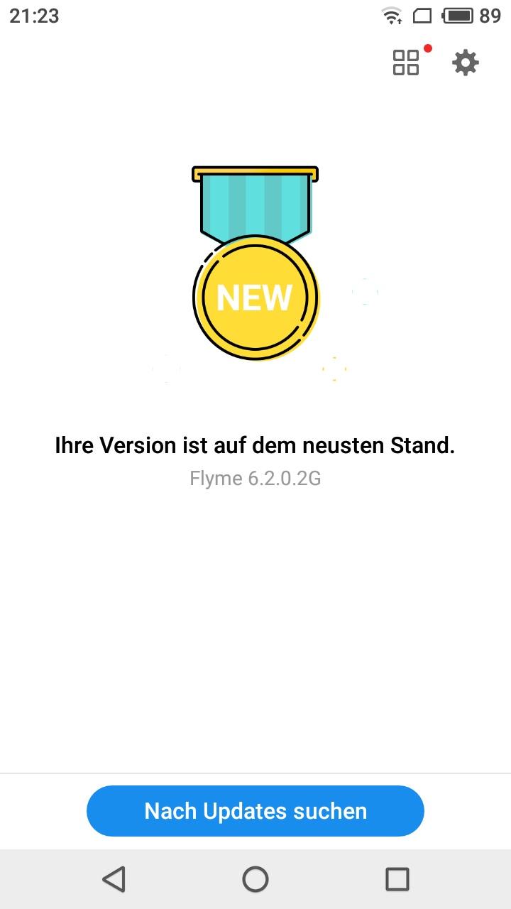 Meizu M6 Flyme OS 6
