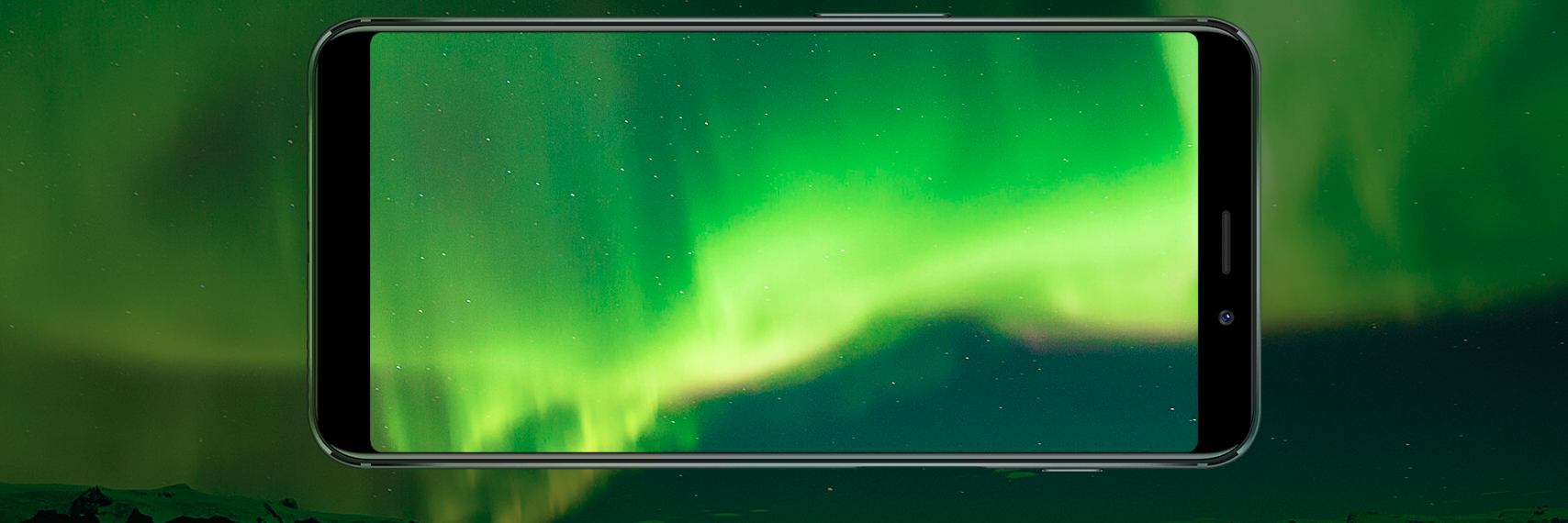 Meizu M6S edge to edge Display