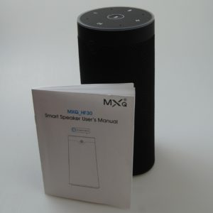 MXQ Smart Home HF30 Alexa Voice Control Smart Speaker Testbericht 6