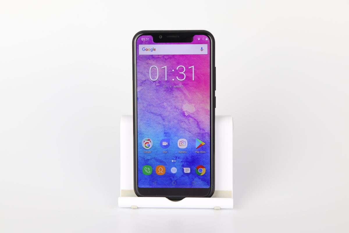 Oukitel U18 Display 1