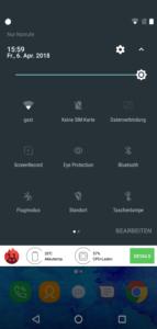 OukitelU18 Android2