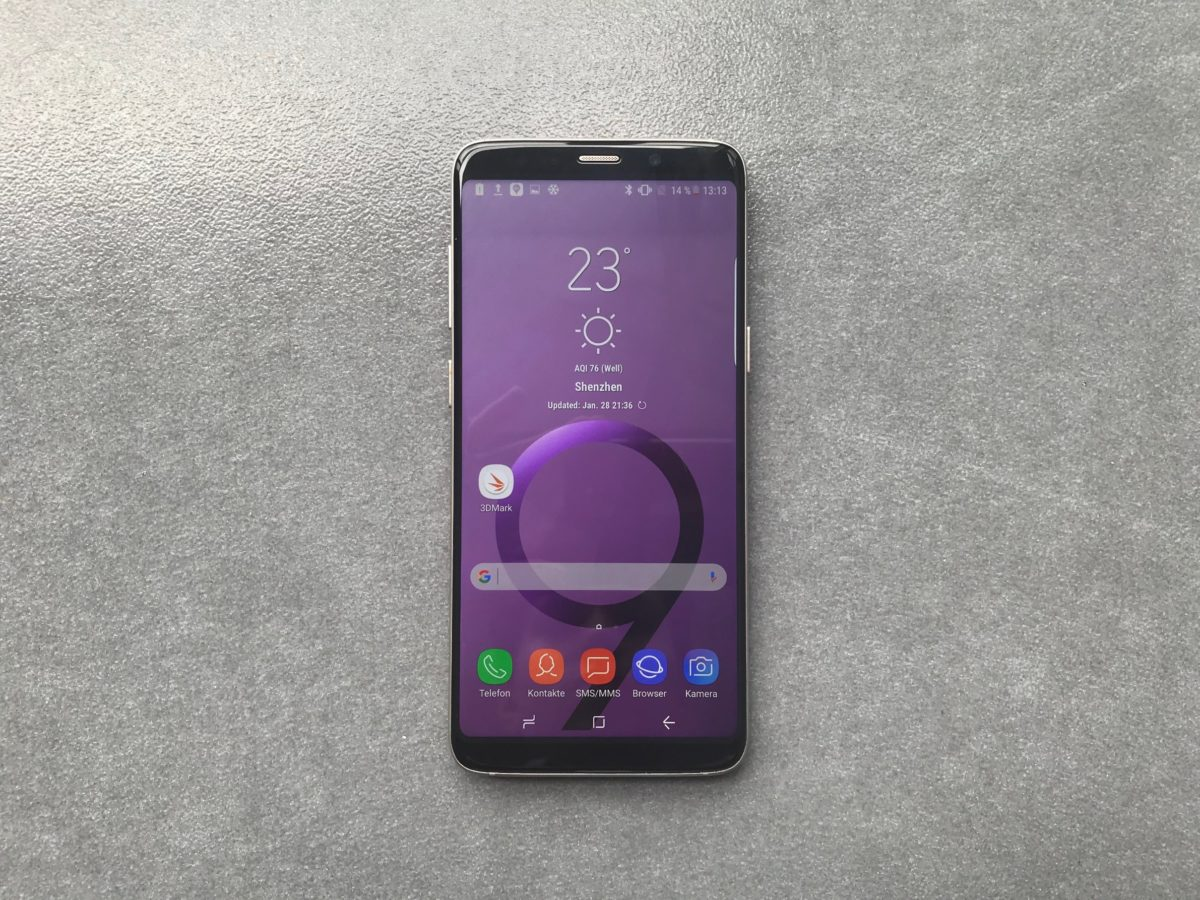 Samsung Galaxy S9 Plus Clone 2 1