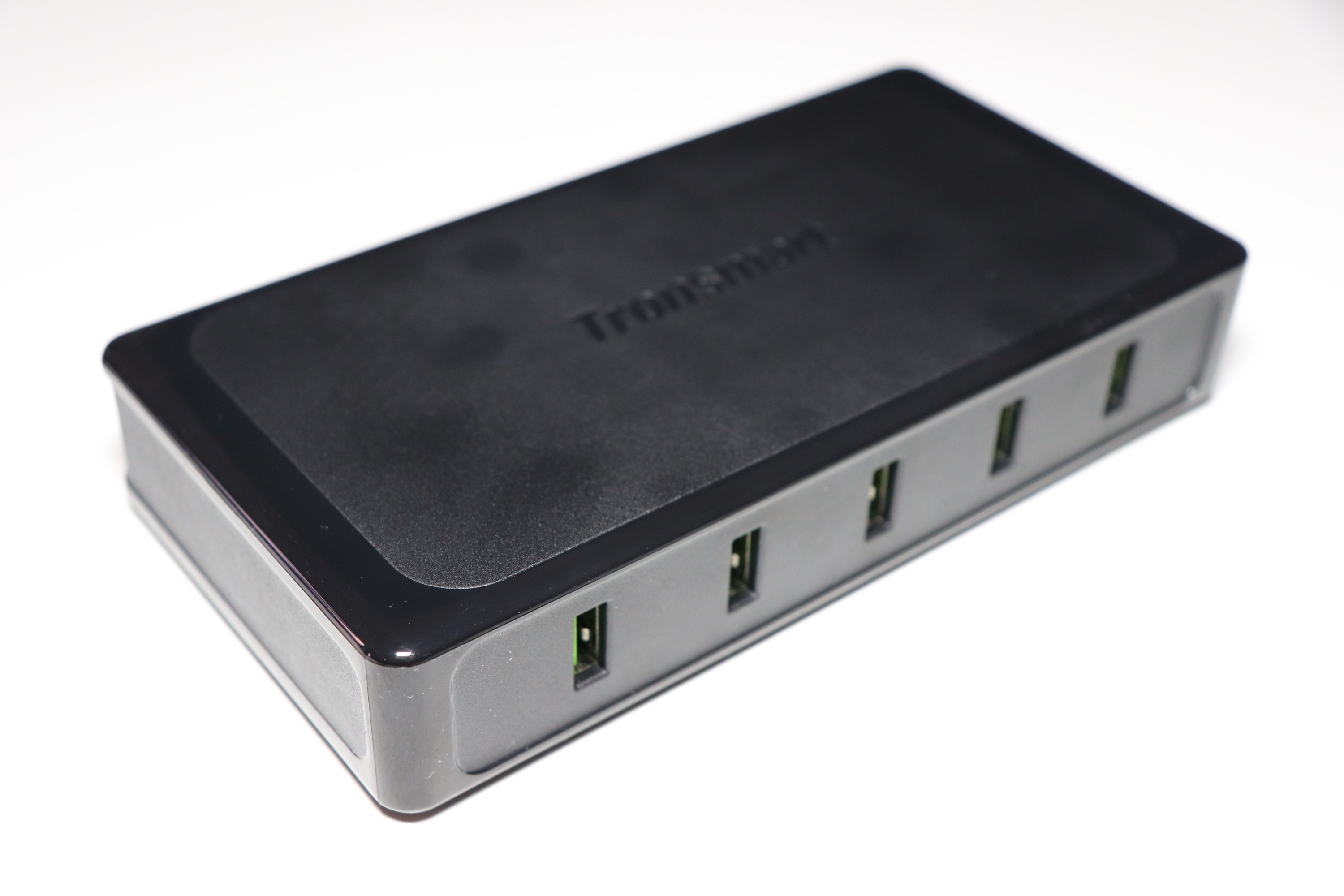 Tronsmart Titan Plus Ladestation Test 6