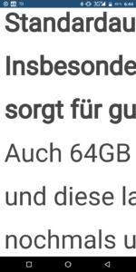 Vernee M6 No Pixel