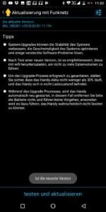 Vernee M6 Update