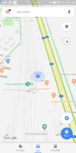 Vivo X20 Maps