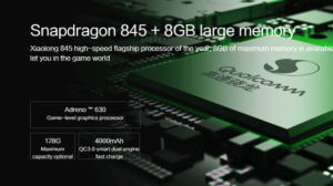 Xiaomi BlackShark Gaming Smartphone 5